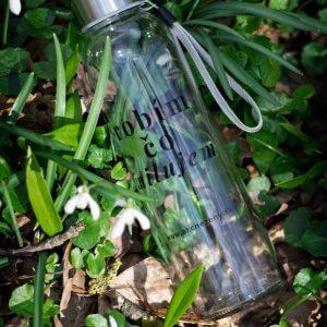 Eko sklenená fľaša